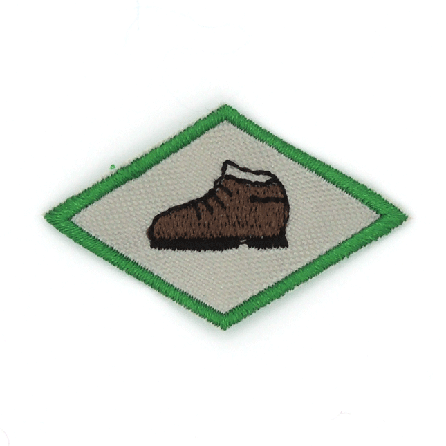 Insignia Excursionista