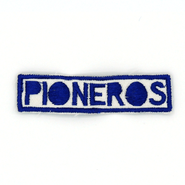 "Ensenya ""Pioneros"""