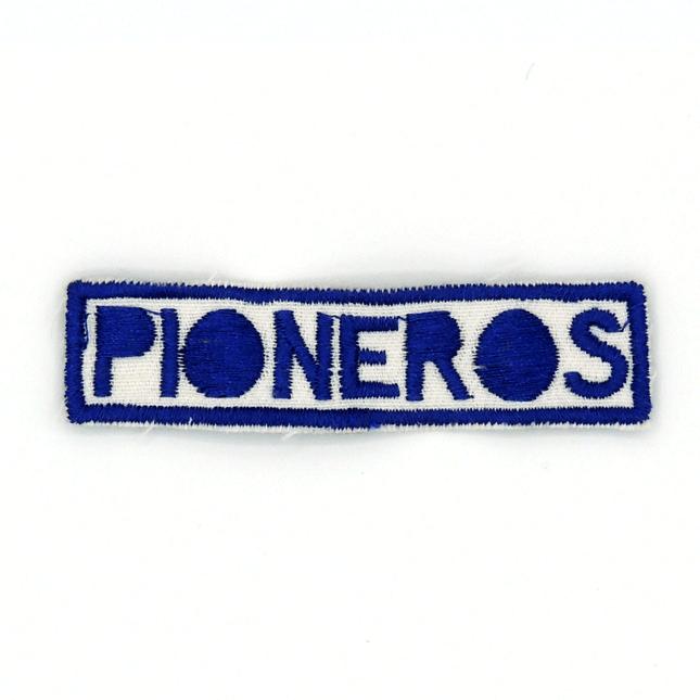 """Insignias """"Pioneros"""""""