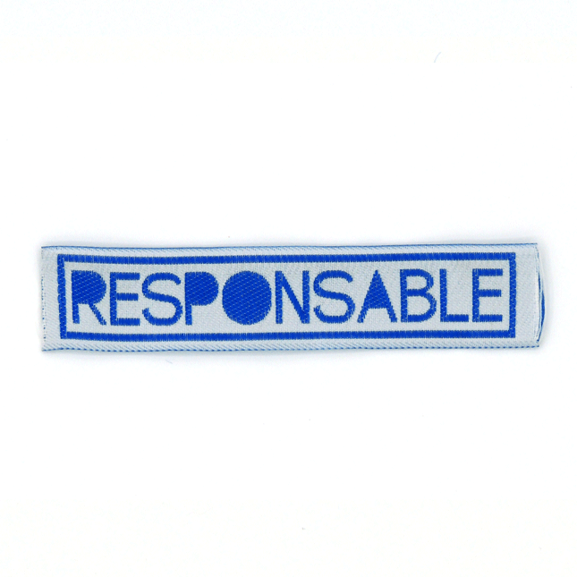 "Insignia ""Responsable"""