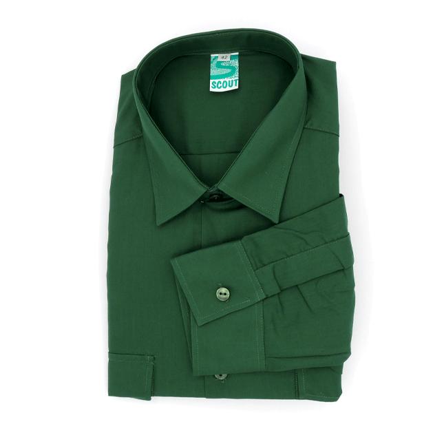 Camisa Scout Verda