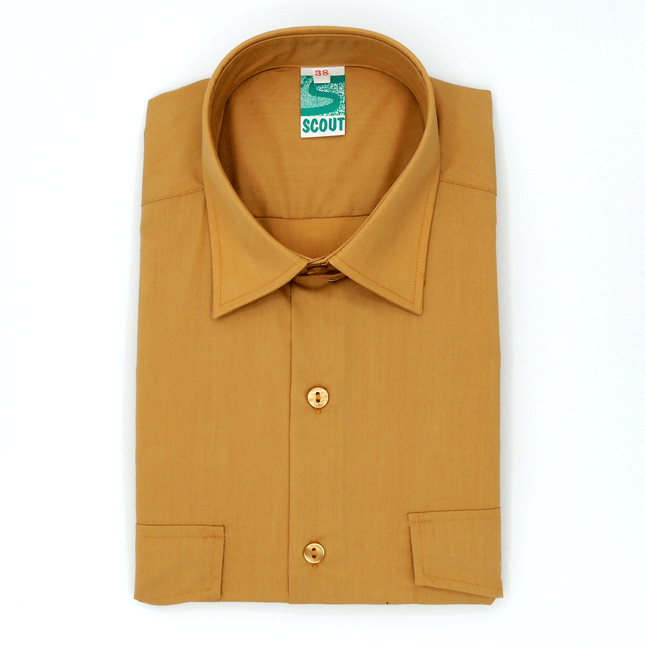 Camisa Scout Marró