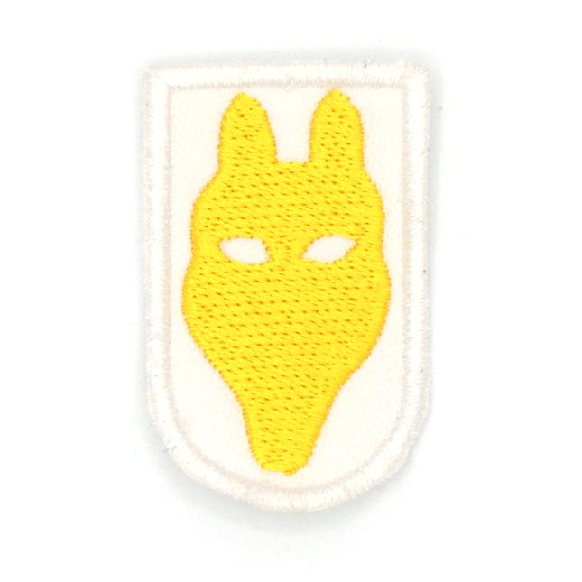 Cabeza de lobato amarillo