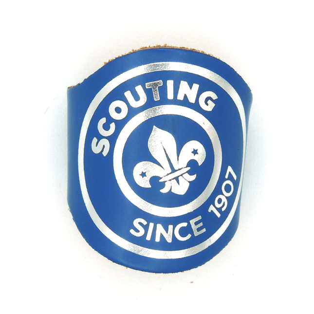"Passafulard Flor de Llis ""scouting"""