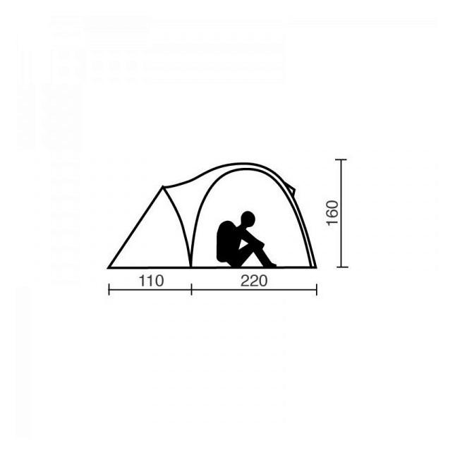 Tenda Altus Paine 5