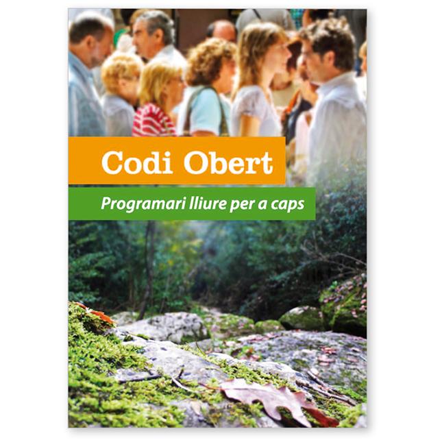 Codi Obert. Programari lliure per a caps