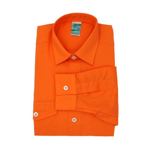 Camisa Scout Taronja