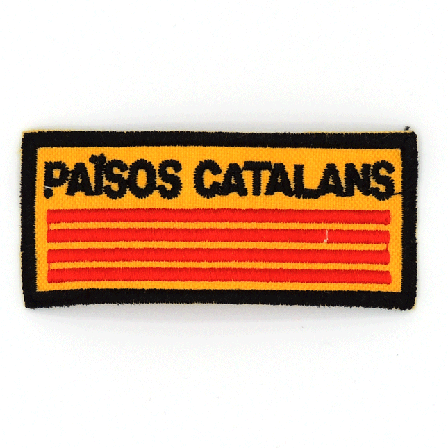 "Insignia ""Països Catalans"""