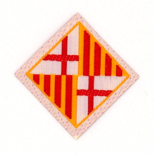 Insignia Escudo de Barcelona