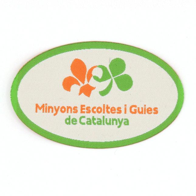 Insignia Minyons Escoltes i Guies de...
